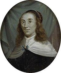 Portrait of Sibylle van Griethuysen (ca.1620-na 1662)