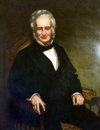 John Brown Francis - Image: RI Governor John Brown Francis