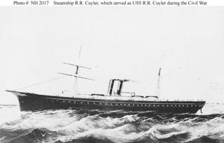 USS <i>R. R. Cuyler</i> (1860)