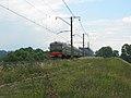 RZD ER2R-7003 at one-track branch line Pavlovskiy Posad - Elektrogorsk. (25216341176).jpg