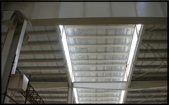 Radiant barrier - Radiant barrier is a shiny, reflective building material used to reflect heat radiation.