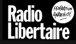 Logo of Radio Libertaire