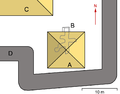 Radjedef-Nebenpyramide-Südost 1.png