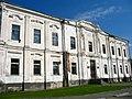 Radzivił Palace in Ździecieł (6.06.2010).jpg