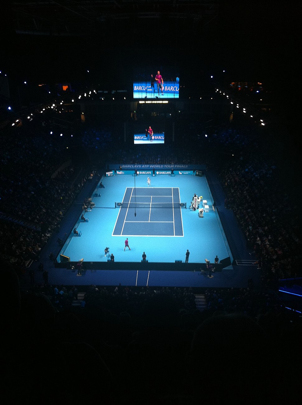 Rafael Nadal - ATP World Tour Finals at the O2