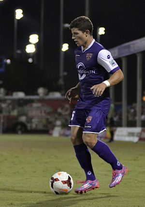 Rafael Ramos (footballer) - Ramos playing for Orlando City in 2014