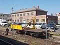 Railway station, post office, H-FKGJK 99 55 9783 322-8, 2018 Dombóvár.jpg