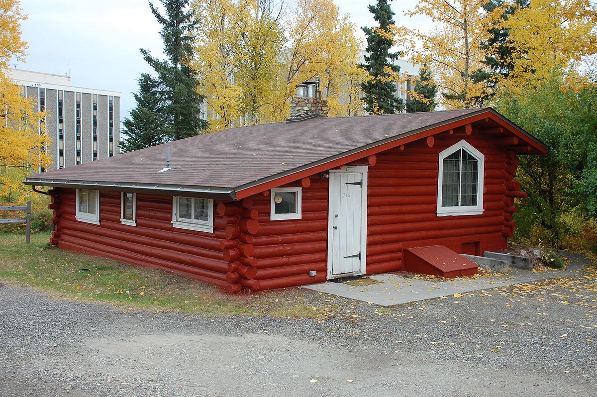 Rainey-Skarland Cabin - Wikipedia