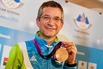 Slovenia at the Olympics - Rajmond Debevec competed at the Olympics eight times and won three medals, including one gold.