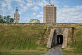 Ramparts of Quebec City (14601993868).jpg