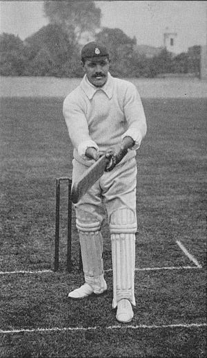 Jack Brown (cricketer) - Brown in the 1890s