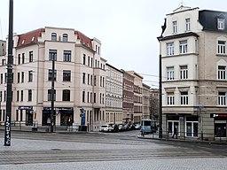 Rannischer Platz in Halle