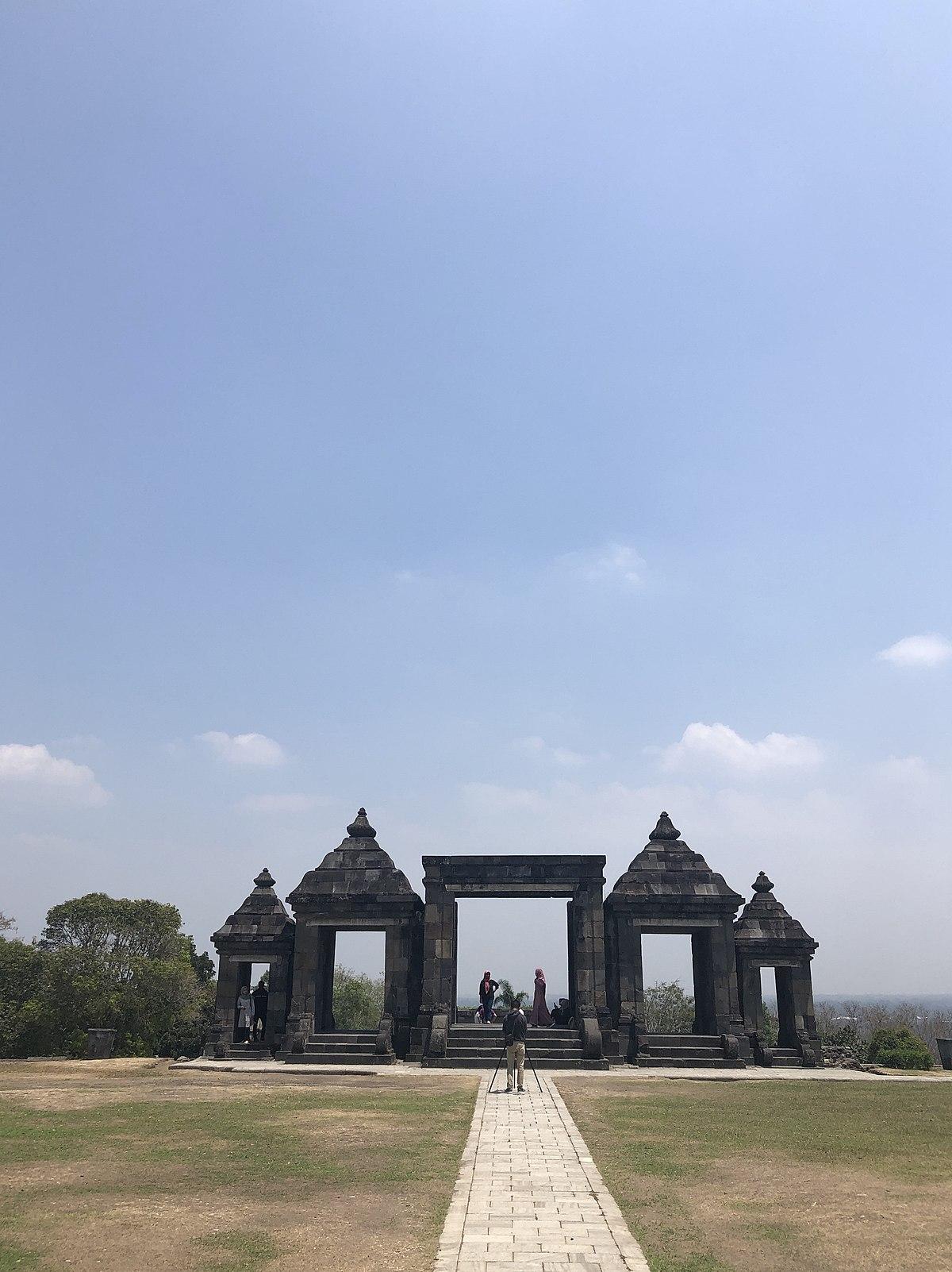 Situs Ratu Baka Bahasa Indonesia Ensiklopedia Bebas