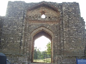 History of Islamabad - Rawat Fort, built by the Gakhars in the 16th century