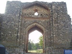 Rawat Fort - Image: Rawat Fort Main gate