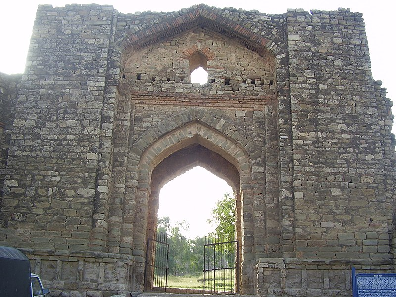 File:Rawat Fort Main gate.JPG