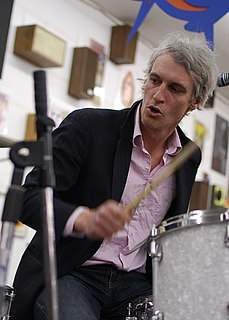 Andrew Scott (drummer) Canadian musician (born 1967)