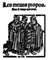 Recueil général des sotties, éd. Picot, tome I, page 103 n&b.png