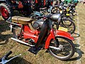 Red Kreidler Florett with black tank.JPG