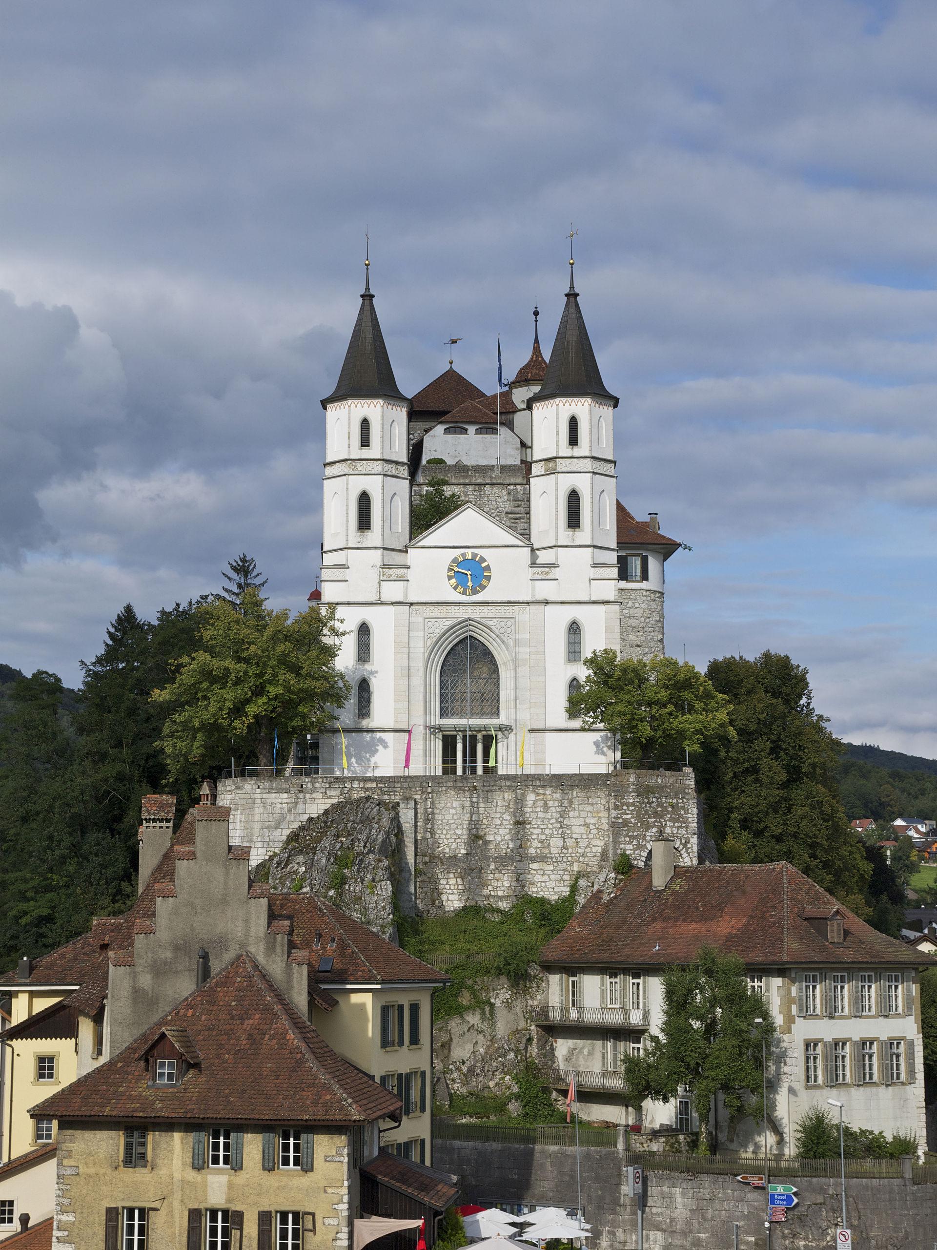 Reformierte Kirche Aarburg Wikipedia