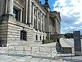 Reichstagsgebäude - Westansicht ( Links - unten ).jpg