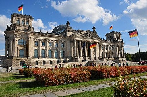 Reichtagsgebäude 2012