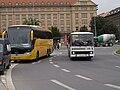 Reko TT Prašný most - Vítězné náměstí, NAD vjíždí na Kulaťák.jpg