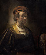 Rembrandt - Self-portrait 1650 Widener collection.jpg