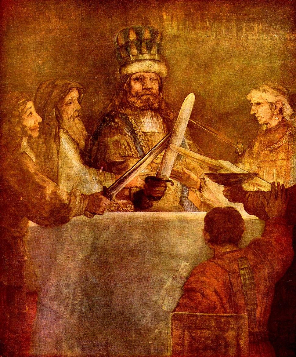 Rembrandt Harmensz. van Rijn 047b