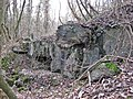 Remnants of the second world war, Bunkerruine aus dem 2. Weltkrieg - panoramio.jpg