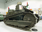 Renault FT-17 in the Base Borden Military Museum 6.jpg