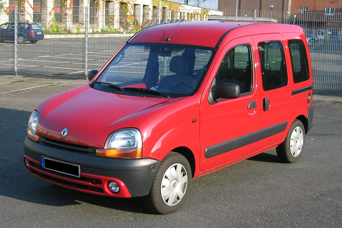 renault kangoo wikidata. Black Bedroom Furniture Sets. Home Design Ideas