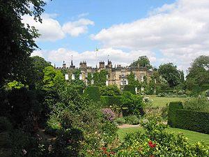 Pemberley - Image: Renishaw Hall view