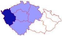 Poloha plzeňské diecéze v rámci české církevní provincie
