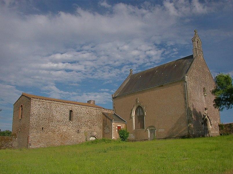 Saint-Lupien chapel in Rezé