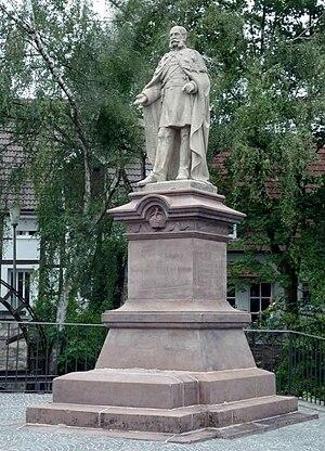Emperor William monuments - Image: Rheda Wiedenbrück Kriegerdenkmal Wilhelm I