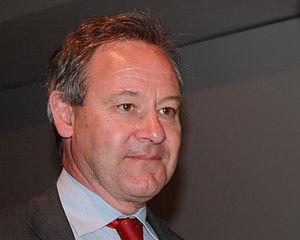 Richard Brown (transport executive) - Image: Richard Brown Eurostar
