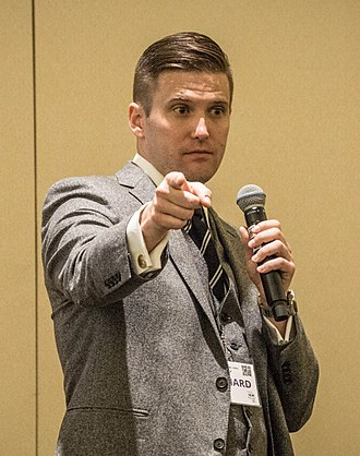 Alt-right - Richard Spencer is considered a leader of the alt-right