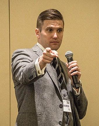 Richard B. Spencer in 2016.