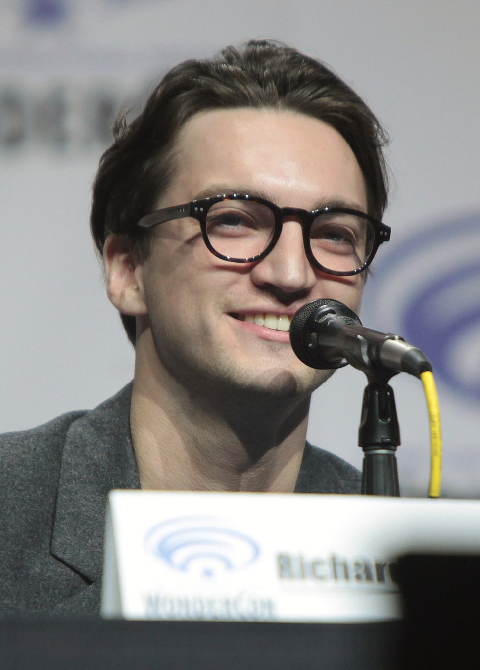 Richard Harmon Wondercon 2016