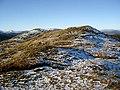 Ridge NW of Stob Chalum Mhic Griogair - geograph.org.uk - 296501.jpg