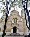 Riga Russisch-Orthodoxe Kathedrale Christi Geburt 2.JPG