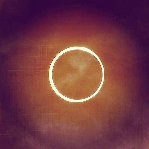 Ring of Fire, solar eclipse