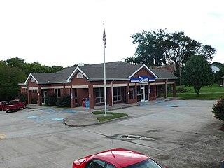Rising Fawn, Georgia Unincorporated community in Georgia, United States