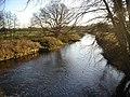 River Wensum facing SOUTH (downstream) - geograph.org.uk - 293160.jpg