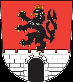 Rožnov pod Radhoštěm - Image: Rožnov pod Radhoštěm znak