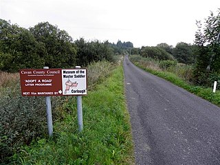 Greaghnadoony Townland in County Cavan, Ireland