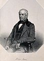 Robert Brown. Lithograph by T. H. Maguire, 1850. Wellcome V0000812.jpg