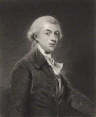 Robert Lovell Gwatkin - Robert Lovell Gwatkin c.1781, after Sir Joshua Reynolds