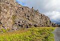 Roca de la Ley, Parque Nacional de Þingvellir, Suðurland, Islandia, 2014-08-16, DD 012.JPG